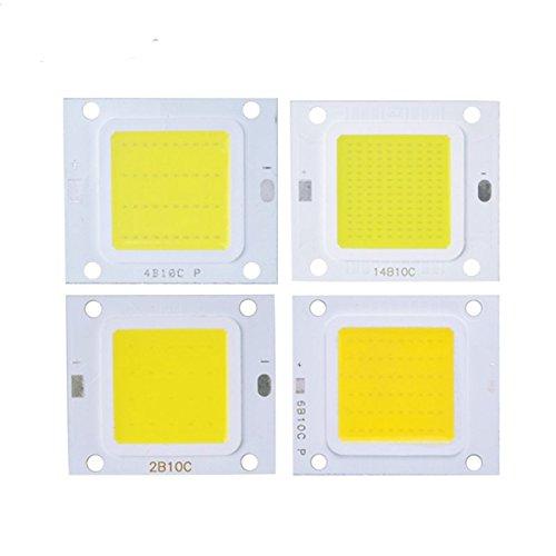 Led Diy Chips - High Power 10w 20w 30w 50w 70w 100w Cob Led Lamp Chip For Diy Flood Spot Light - Cob Led Lamp Chip 30w 220v 2w Light Switch Lantern 200w 240 Lumens 2700w Watt - 50w Warm - 1PCs