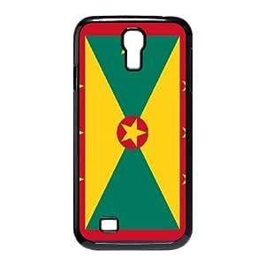 Grenada Flag Samsung Galaxy S4 9500 Cell Phone Case Black Fkorn