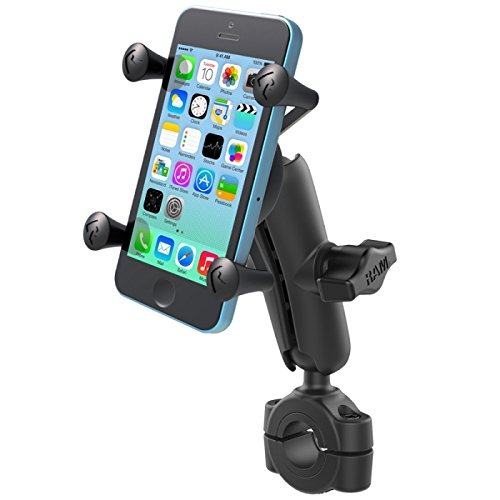 RAM-B-408-75-1-UN7U Torque 3/4'' - 1'' X-Grip Mount fits Cell Phones Smartphones by RAM