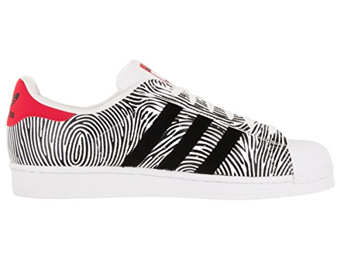 Adidas Superstar Fp Uomini Degli Stati Uniti 11 Scarpe Da Ginnastica Bianche
