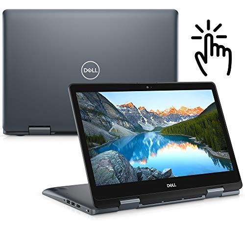 "Notebook Dell Inspiron 2 em 1 Ultrafino 14 5000, i14-5481-A20S, 8ª Geração Intel Core i5-8265U, 8 GB RAM, HD 1TB, Intel® UHD Graphics 620, Tela 14"" LED Full HD IPS, Windows 10, Prata"