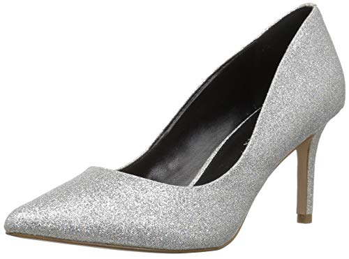 Pump Toe Silver Marci BCBGeneration Glitter Women's Pointed xwFRnzv