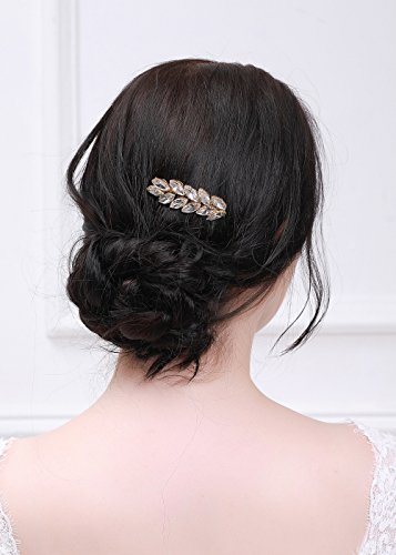 Kercisbeauty Oliver BranchWedding Decorative Combs for sale  Delivered anywhere in USA