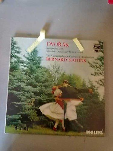 Symphony no. 8 Slavonic Dances op. 46 nos. 2-4-6 [Vinyl-LP]