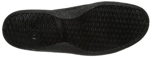 Florett Simon - Caña baja de material sintético hombre Negro (Schwarz (schwarz 60))