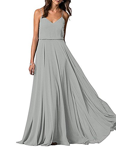 Leader Damen Beauty of A the Kleid Silber Linie WRzWn