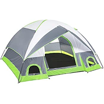 Amazon Com Outdoor 1 Person Folding Tent Elevated