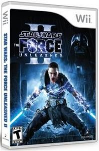 STAR WARS: THE FORCE UNLEASHED II WII (WII)