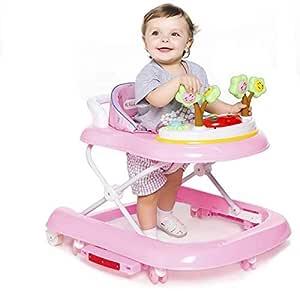 CASILE Andador de Bebe -PVC Andador para Bebés en Forma de U con ...