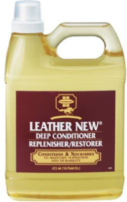 Leather New Deep Leather Conditioner & Restorer by CENTRAL GARDEN AND PET
