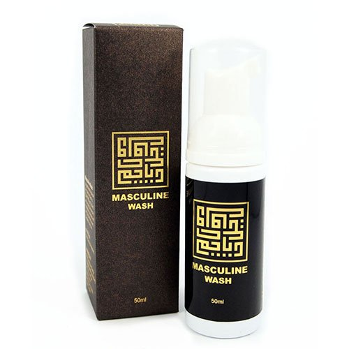 Male Genital Odor and Skin Wash - 50ml (Best Soap For Penis)