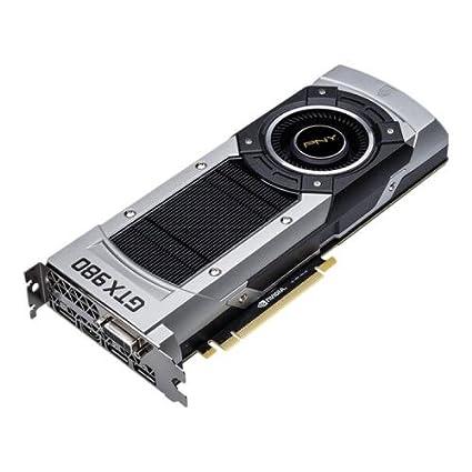 PNY gf980gtxbr4gepb NVIDIA GeForce GTX 980 4 GB tarjeta ...