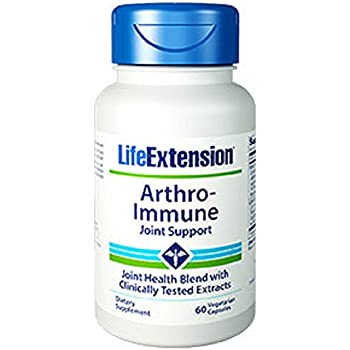 Life Extension Arthro-Immune Joint Support, 60 vegetarian capules