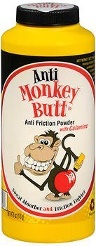 Anti Monkey Butt 817006 Anti Friction Powder 6 Ounce