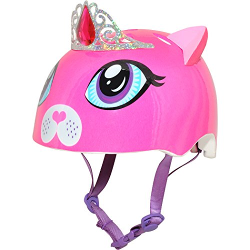 Raskullz Duchess Meow Girls Bike Helmet