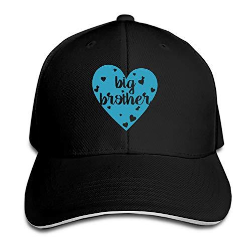 SEVTNY Pregnancy Announcement Snapback Cap Flat Bill Hats Adjustable Plain Blank Caps for Men/Women