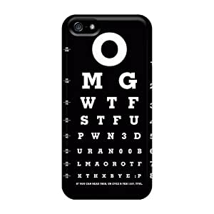 Heather S Foster BjqguUH4515NRWbe Protective Case For Iphone 5/5s(optical Test)