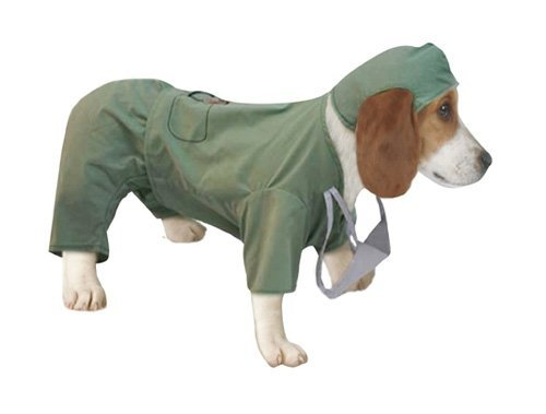 XPet Doctor Dog Halloween Costume (Small) ()