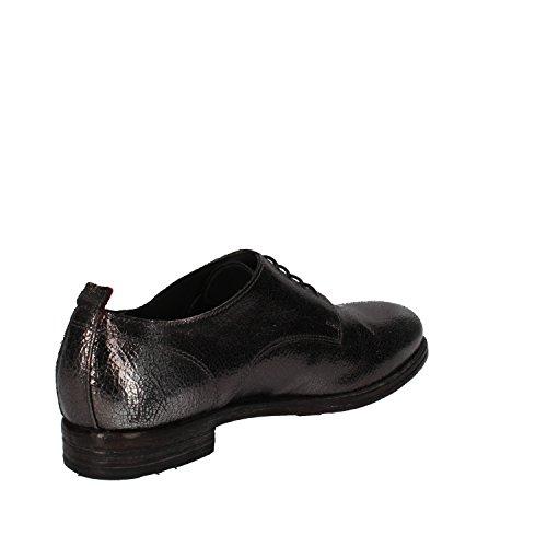 lacets gris à Chaussures femme pour de ville gris MOMA qCxHzwI6nw