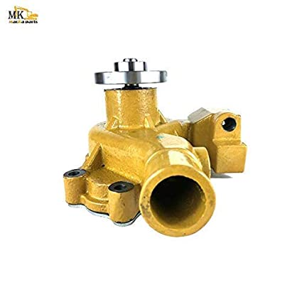 Amazon com: Water Pump 6204-61-1304 for Komatsu 4D95 Dozer