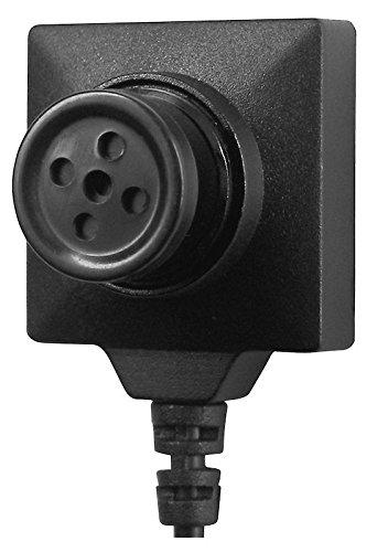 Mini cámara oculta de botón 2MP baja luminosidad LawMate BU18 HD CONO: Amazon.es: Bricolaje y herramientas
