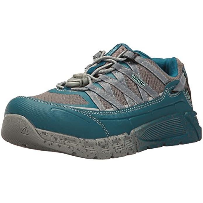 KEEN Utility Women's Asheville Low Alloy Toe ESD Work Shoe
