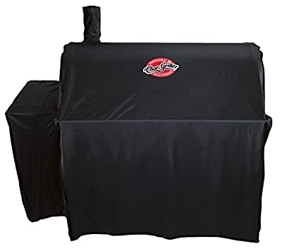 Char-Griller 3737 Grill Cover, Fits 2137 Outlaw Charcoal Grill from Char-Griller