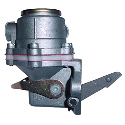 Fuel Lift Pump For Long Tractor 2260 2360 2460 Others - Tx10289, Ford New Holland Tractor 3010S Others- 4757883 4757882, Allis Chalmers Tractor 5040 5045 5050 72093848, Hesston Tractor - 4740717: Automotive