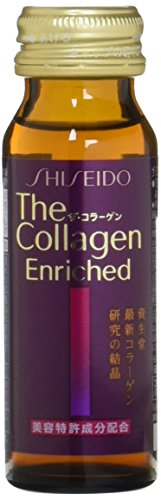 multipurpose Shiseido The Collagen Enriched drink 10 bottles