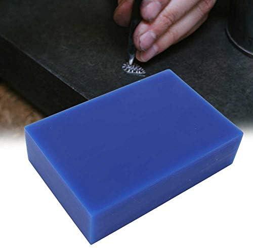 Professionelles Blaues Wachs Block Schmucksache Schnitzen Werkzeug Schmucksachen Die Vorbildliches Zubehör Bilden 01