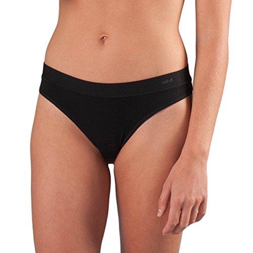 Naked Womens Luxury Modal Thong Loungewear Panty Low-Rise Underwear For Ladies - Black, - Retro Women Naked