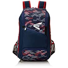 EASTON GAME READY Bat & Equipment Backpack Bag | Baseball Softball | 2020 | Stars & Stripes | 2 Bat Pockets | Vented Main Compartment | Vented Shoe Pocket | Zippered Valuables Pocket | Fence Hook