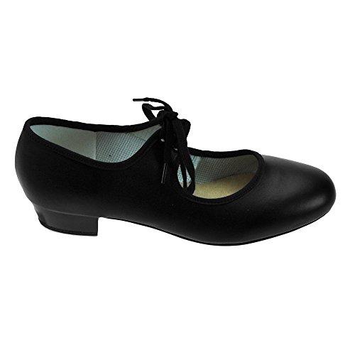 Starlite , Mädchen Tanzschuhe Schwarz schwarz