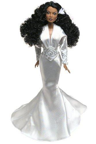 None Diana Ross Doll in Bob Mackie Fashion
