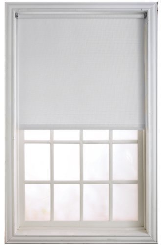 Newell Rubbermaid Srsmwf5506601d Wind Shade  55 By 66 Inch  White