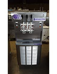 2008 STOELTING 4231 SERIAL 2731206EE 3PH AIR Soft Serve Frozen Yogurt Ice Cream Machine