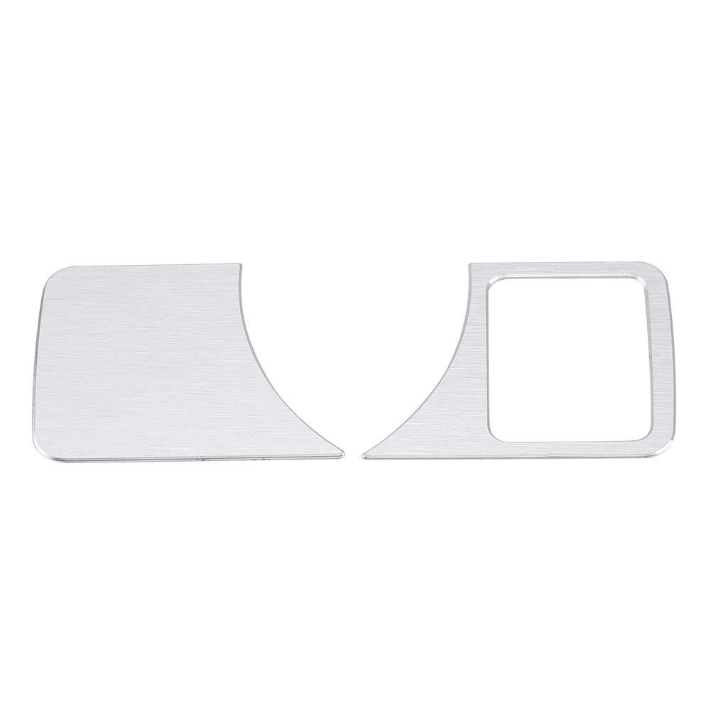 Headlight switch Frame Trim decorazione d' interni accessori Keenso