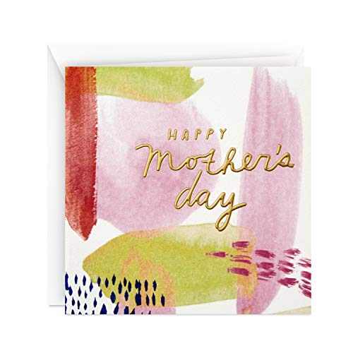 Hallmark Studio Ink Mothers Day Card (Happy Mother's Day)