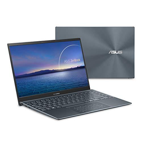 "ASUS ZenBook 14 Ultra-Slim Laptop 14"" Full HD NanoEdge Bezel Display, Intel Core i5-1035G1, 8GB RAM, 512GB PCIe SSD…"