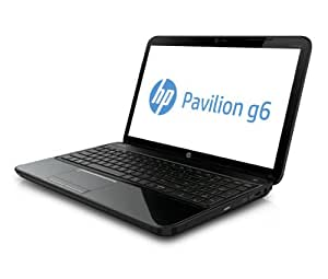 "HP Pavilion g6-2319ss - Ordenador portátil de 15.6"" (Core i7 3632QM, 320 GB, 4 GB de RAM, Intel HD 4000, Windows 8) Negro - Teclado QWERTY español"