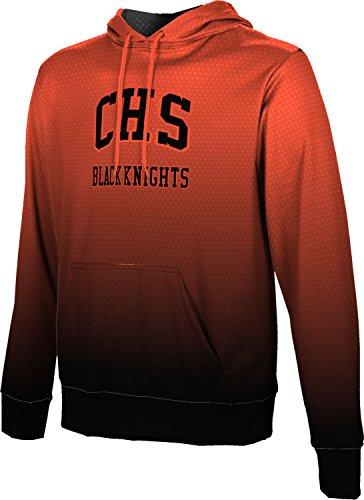 ProSphere Men's Charlottesville High School Zoom Hoodie Sweatshirt - Charlottesville Shops Va Dress