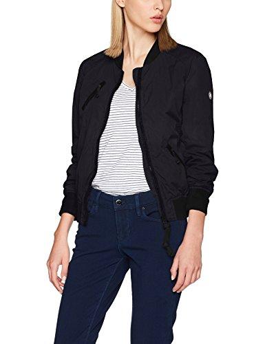 Khujo Teny Light Jacket, Chaqueta para Mujer Schwarz (black Be1)