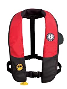 Mustang MD3183 Deluxe Inflatable PFD with HIT