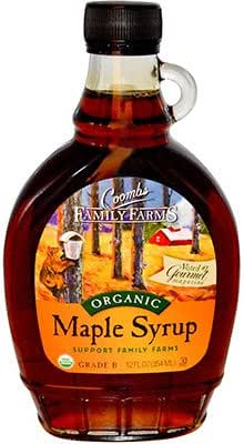Honeys & Syrups: Coombs Family Farm Maple Syrup