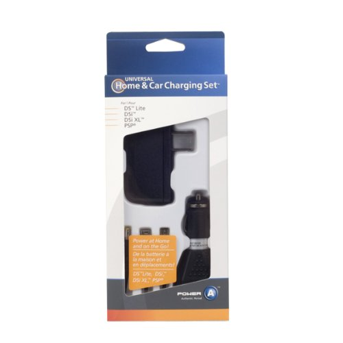 Universal Home and Car Charging Set - Nintendo DS