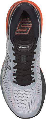 ASICS Gel-Kayano 25 Men's Running Shoe, Mid Grey/Red Snapper, 7 M US by ASICS (Image #3)