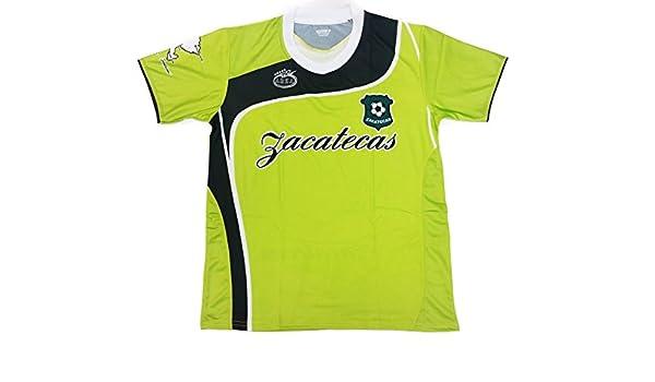 a38b950bd Amazon.com  Zacatecas Mexico Soccer Jersey Arza Design  Books