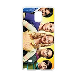 Happy The Big Bang Theory Design Personalized Fashion High Quality Phone Case For Samsung Galaxy Note4