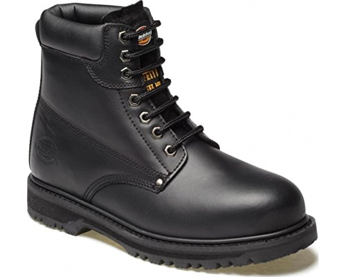 Cleave 6 Super Safety FA23200 Size BK Boot Black land 6 Dickies 7wBxTgc