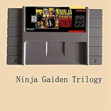 Amazon.com: Value☆Smart☆Toys - Ninja Gaiden Trilogy USA ...
